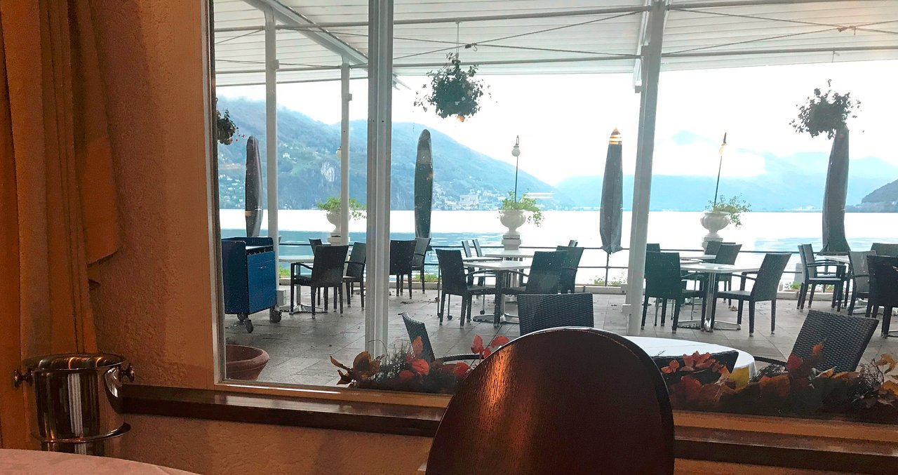 Arte Restaurant Lugano Hotel Lido Seegarten Updated 2019 Prices Reviews Lugano