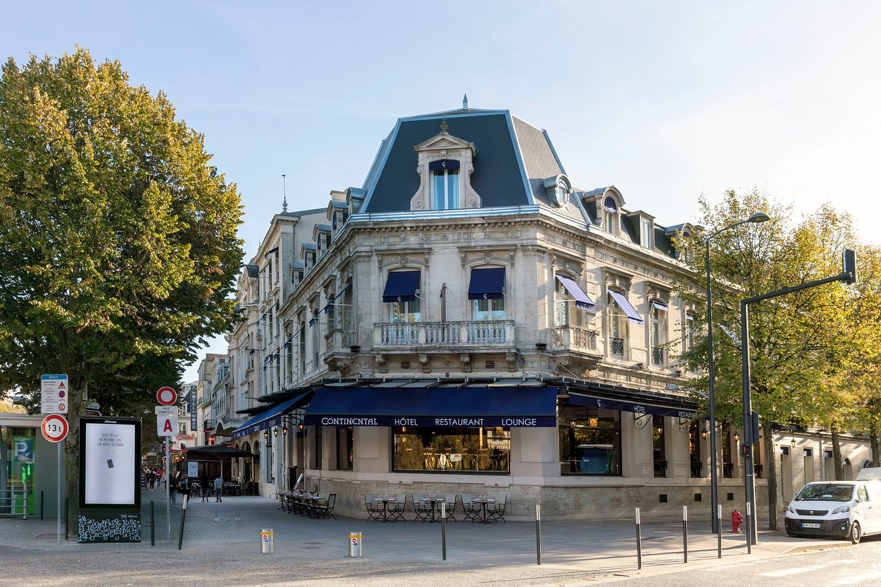 Continental Hotel Continental Hotel Updated 2019 Prices Reviews Reims France