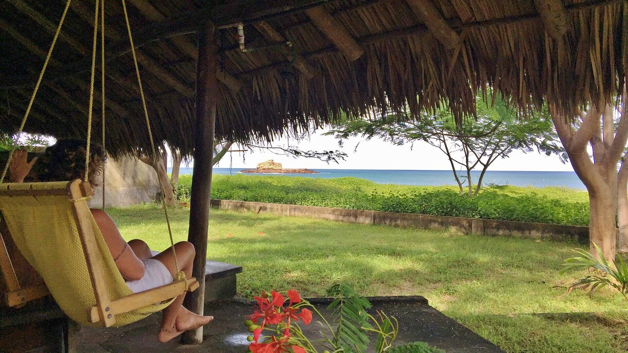 Arte Sano Hotel Cafe Nicaragua The Li L Aussie Hut Prices Hostel Reviews Playa Marsella