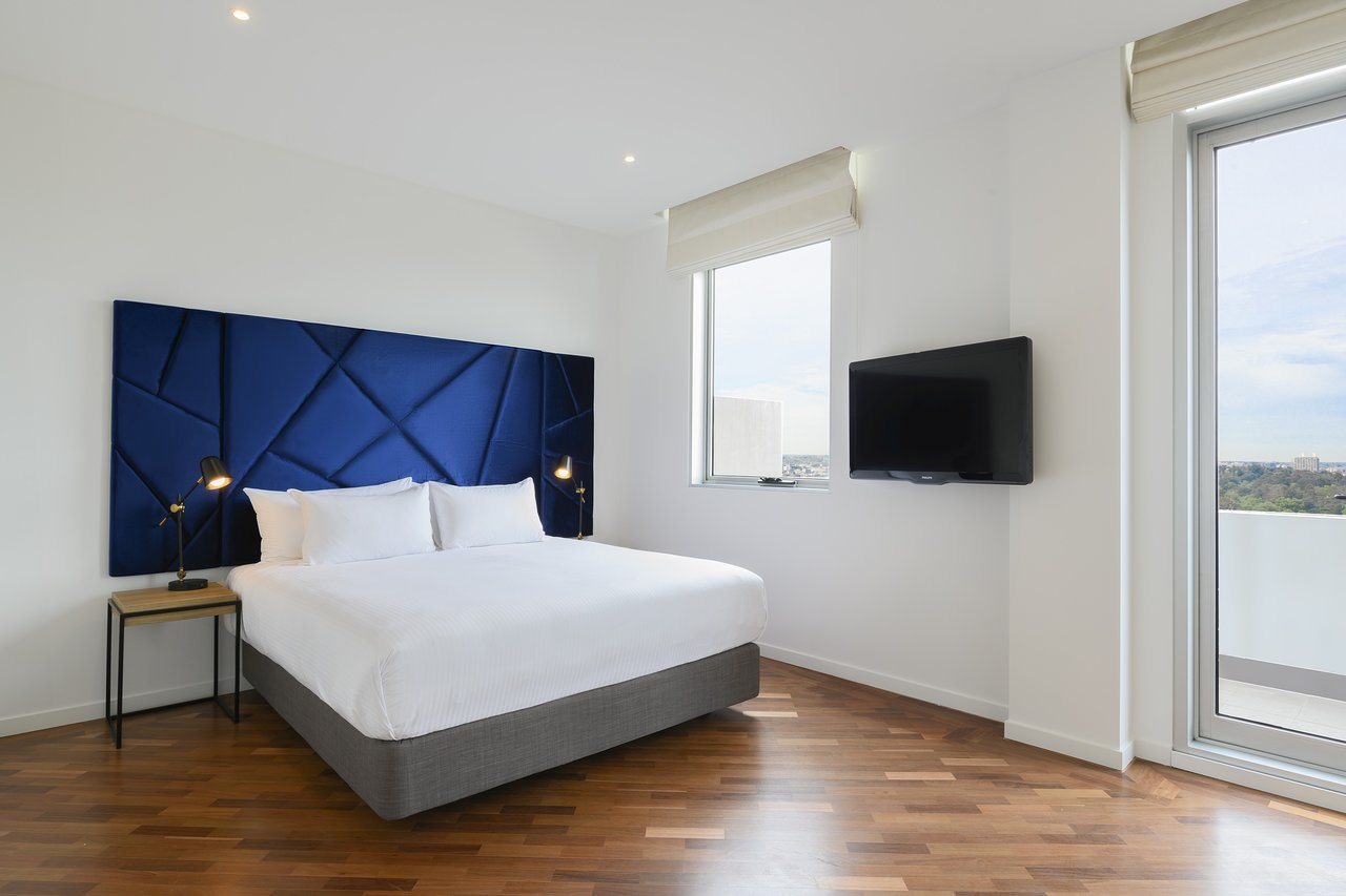 Chambre Luxe Essendon Adina Apartment Hotel Melbourne On Flinders Australie Tarifs