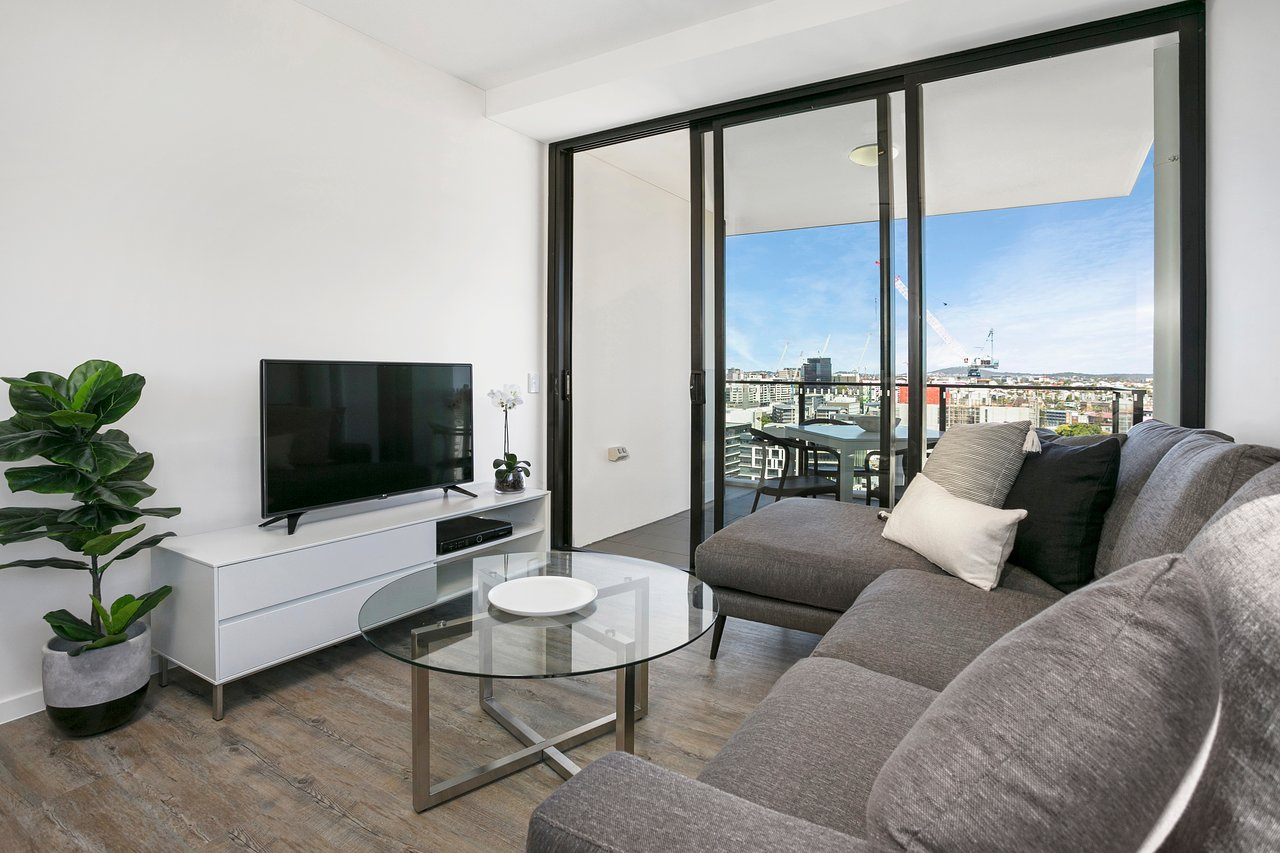 2 Bedroom Apartment Brisbane Soda Apartments Au 134 2019 Prices Reviews Brisbane