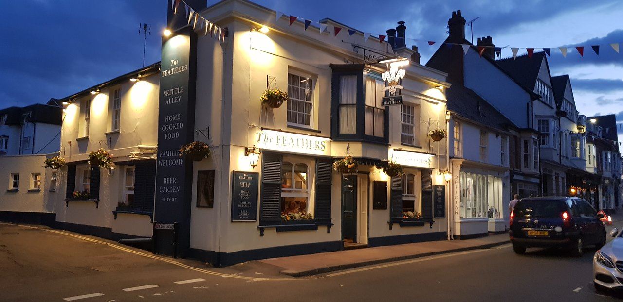 Bed And Breakfast Budleigh Salterton The Feathers Hotel Budleigh Salterton Updated 2019 Inn Reviews