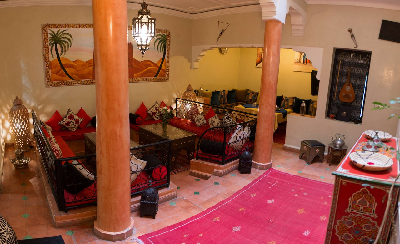 Salon Marrakech Dar Asdika Updated 2019 Prices B B Reviews And Photos