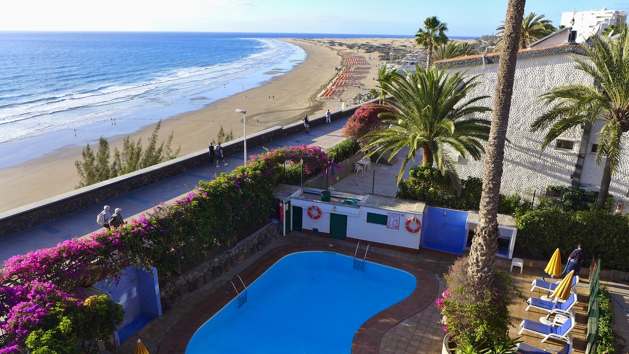 Blauer Engel Playa Del Ingles San Nicolas Playa Del Ingles Spanje Foto S Reviews En