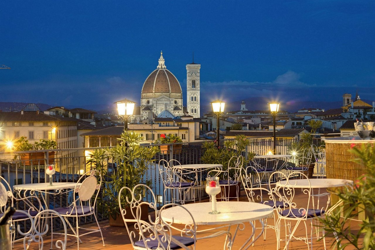 Toit Terrasse Florence Hotel Croce Di Malta Reviews Price Comparison Florence Italy