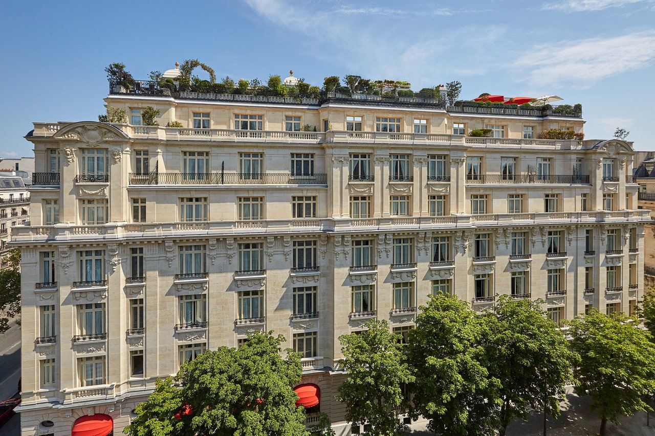 Toit Terrasse Hotel Raphael Hotel Raphael Updated 2019 Prices Reviews Paris France