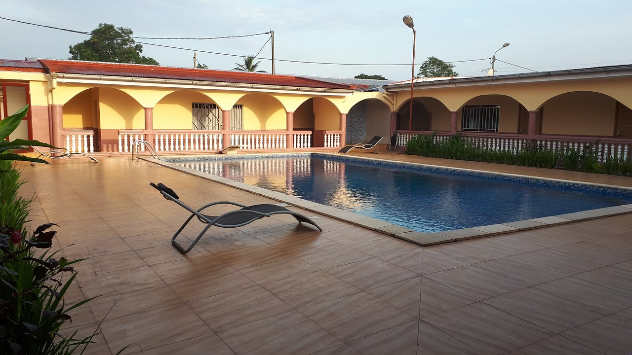 My Pool Pflege Hotel Mindongo Reviews Ouesso Republic Of The Congo