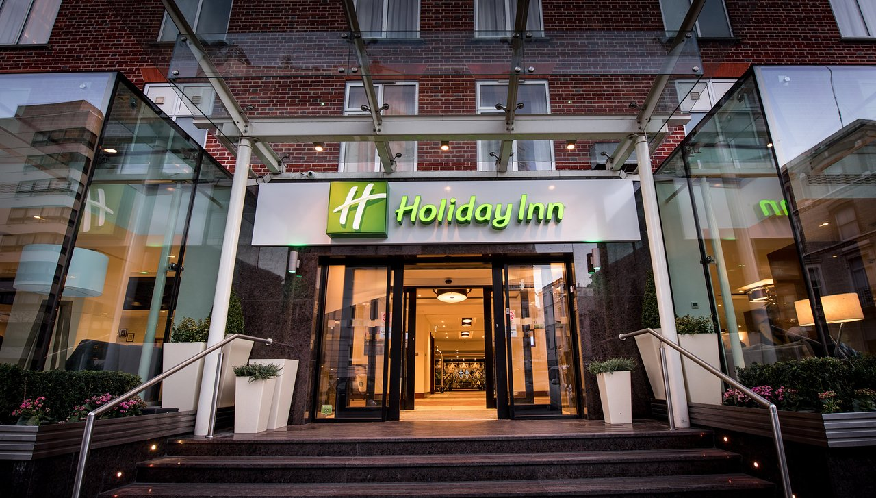 Hotels Londen Met Zwembad Holiday Inn London Kensington High Street Londen Verenigd
