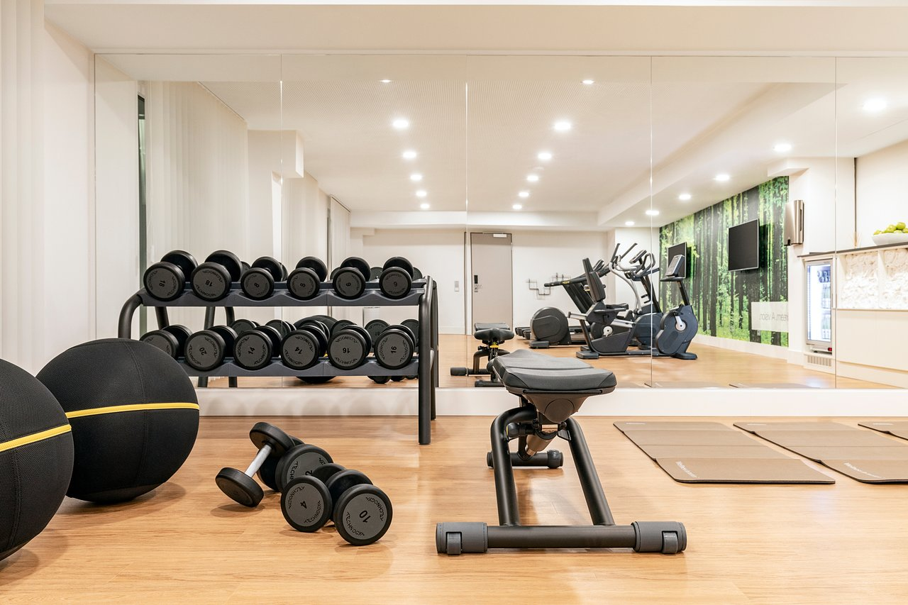 Fitness Mannheim Nh Mannheim Updated 2019 Prices Hotel Reviews Germany