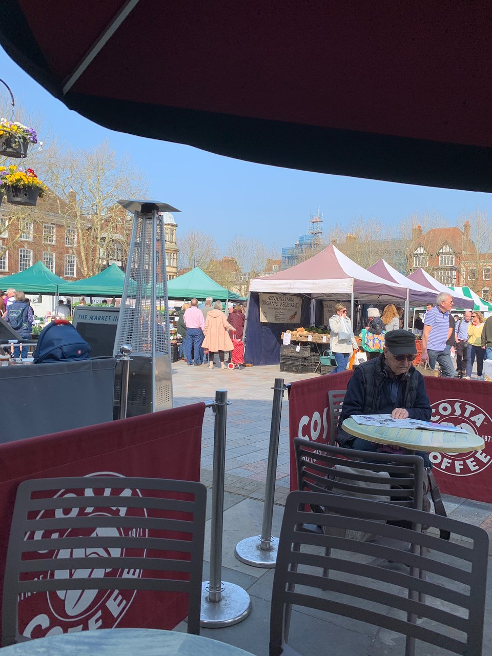 Salisbury Market Place All You Need To Know Before You Go Updated 2020 England Tripadvisor - Garden Furniture Clearance Windsor Racecourse