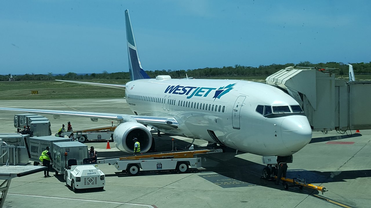 Flights With West Jet Westjet Flights And Reviews With Photos Tripadvisor