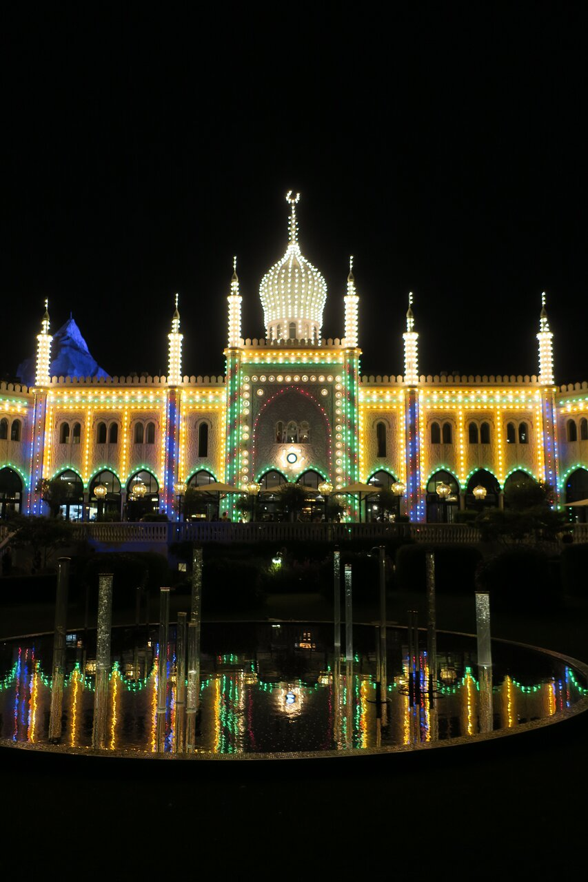 Tripadvisor Skip The Line Tivoli Gardens Admission Ticket Provided By Tivoli Gardens Copenhagen Zealand