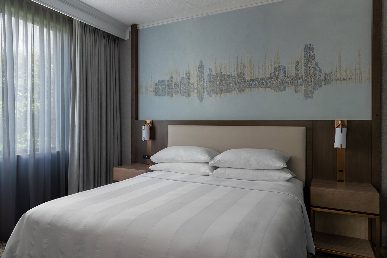 Chicago Marriott At Medical District Uic Bewertungen Fotos Preisvergleich Il Tripadvisor