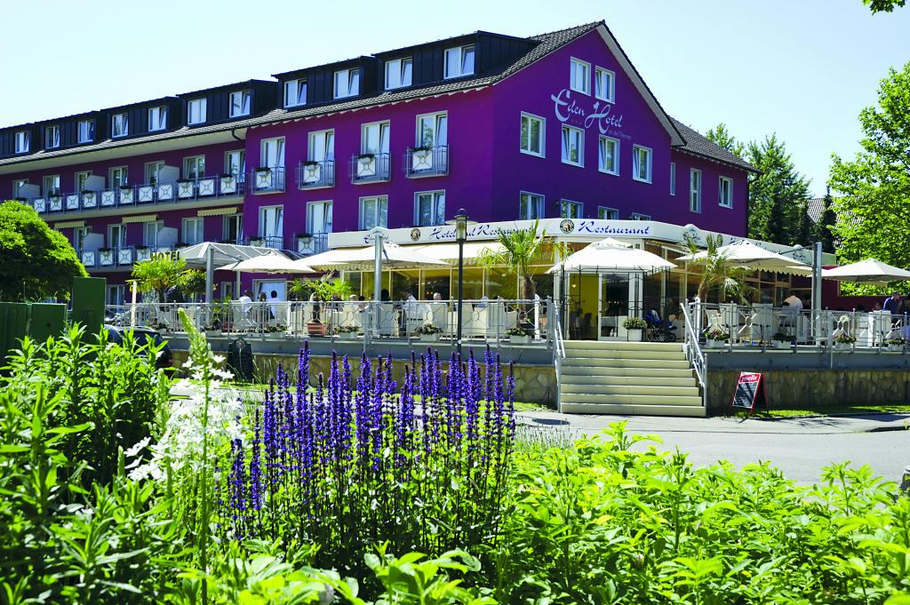 Eden Hotel an den Thermen - UPDATED 2017 Prices \ Reviews (Bad - bad krozingen