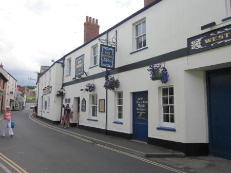 Watchfield Pub Somerset