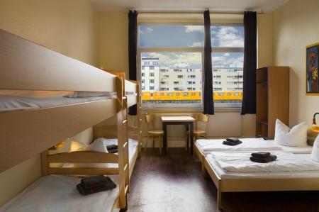 Hostel Und Hotel Berlin
