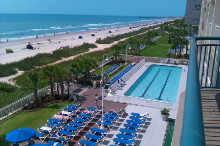 Oceanfront Rooms At Carolina Beach
