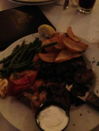 The Gas Lamp Grille, Newport - Menu, Prices & Restaurant ...