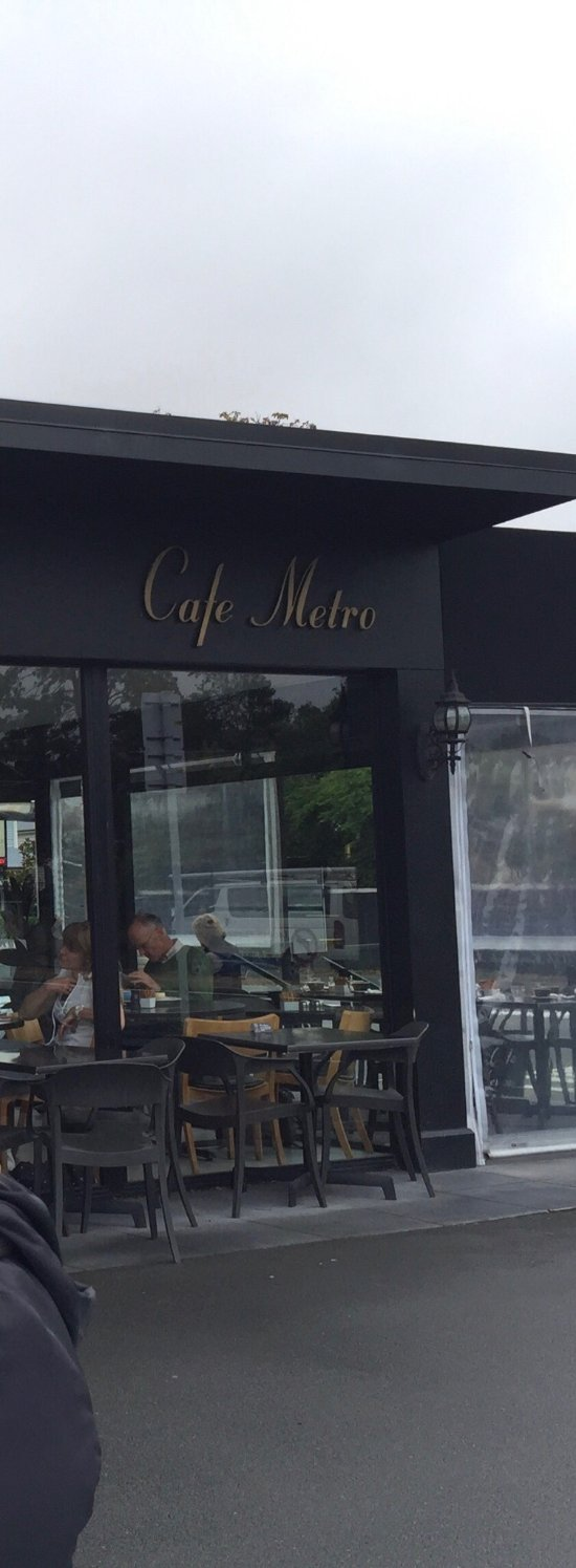 Kleines Cafe Bad Breisig Cafe Metro Christchurch Corner Of Merivale Lane And Papanui Rd