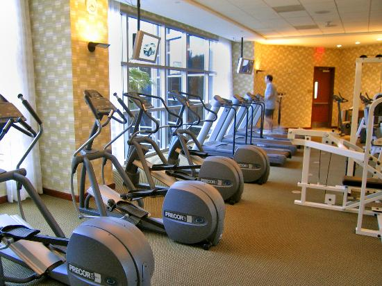 2Nd Floor Exercise Room - Picture Of Renaissance Las Vegas Hotel