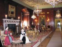Living Room inside Warwick Castle - Picture of Birmingham ...