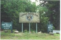 Foto de Cherry Brook Zoo Inc., Saint John: The front ...