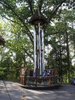 World S St Wind Chime Eureka Springs Arkansas