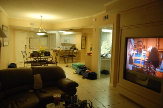 photo2jpg - Picture of Westgate Town Center Resort \ Spa - the living room center