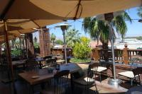 patio at tommy bahama's - Picture of Tommy Bahama's ...