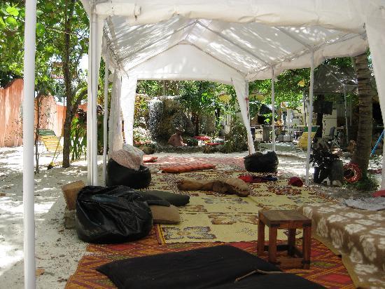 Cabana - Picture of Everglades International Hostel, Florida City