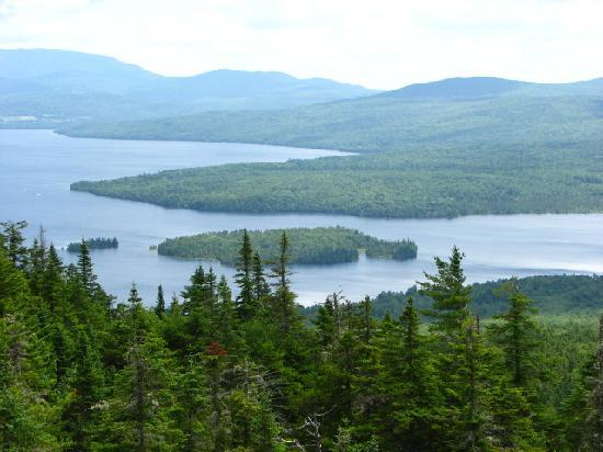 veiws from the top of Bald Mountain - Picture of Bald Mountain