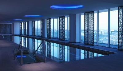 InterContinental Residence Suites Dubai Festival City (United Arab Emirates) - Apartment Reviews ...