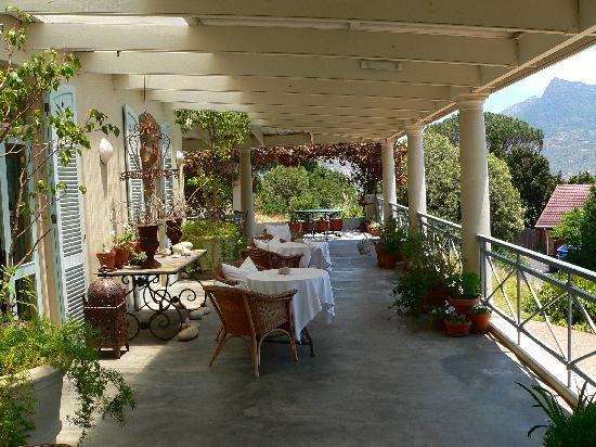 Froggs Leap Verandah Picture Of Froggs Leap Hout Bay