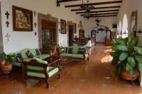 mexican living room - Picture of Casa Mission, Cozumel ...