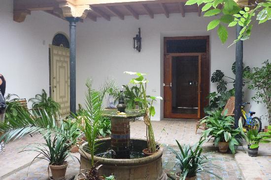 Patio Central Picture Of La Casa De Las Titas Velez