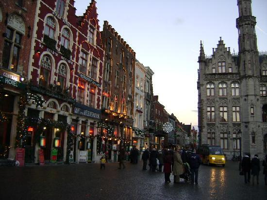 Live 3d Hd Wallpapers For Laptop Brujas B 233 Lgica Picture Of Bruges West Flanders