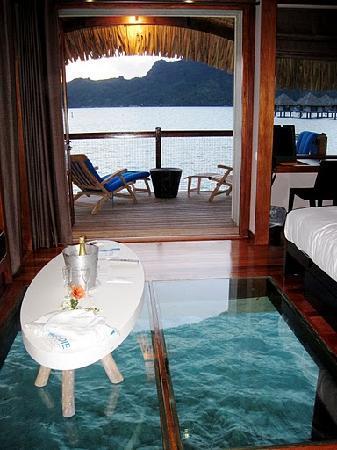 From The Bar Picture Of Le Meridien Bora Bora Bora