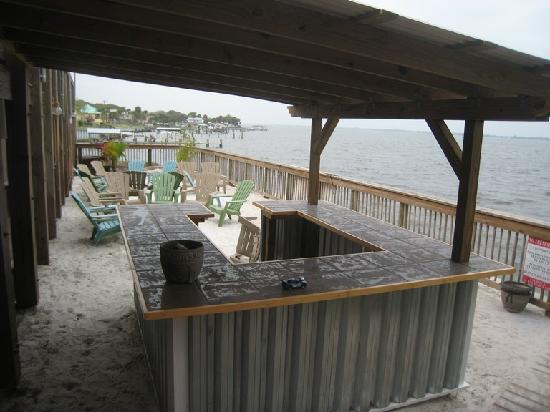 Patio Area Picture Of Bonefish Willy39s Riverfront Grille