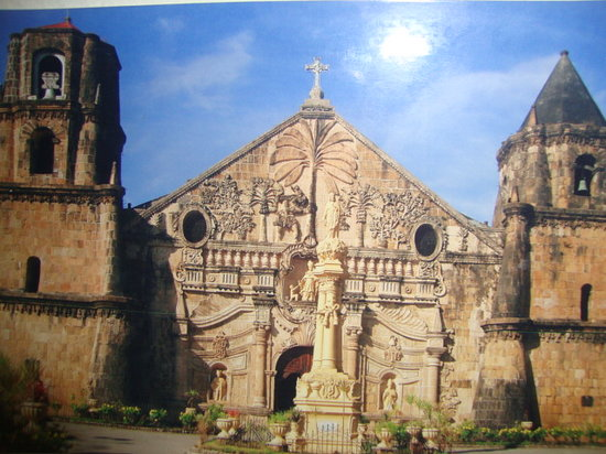 Photos of Baroque Churches of the Philippines, Philippines