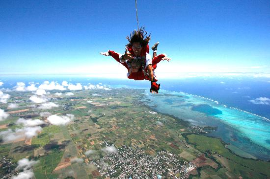 Free Fall Pictures For Wallpaper Skydive Mauritius Riviere Du Rempart 2018 All You Need