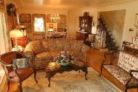 Living room for guests.