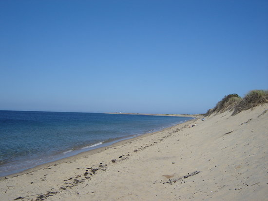 Watch tide schedule - Review of Herring Cove Beach, Provincetown