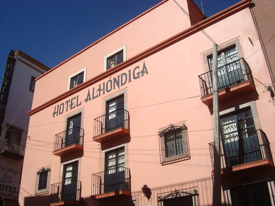 Economicos Hoteles Hotel Alhondiga - Prices & Reviews (guanajuato, Mexico