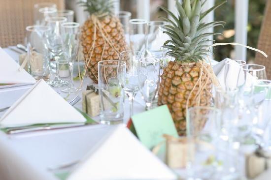 Beautiful Wedding Table Settings