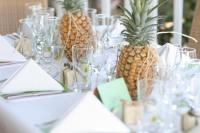 Beautiful Wedding Table Settings - Picture of Plantation ...