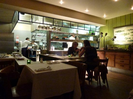 offene Küche - Picture of Vismet, Brussels - TripAdvisor - offene kuche