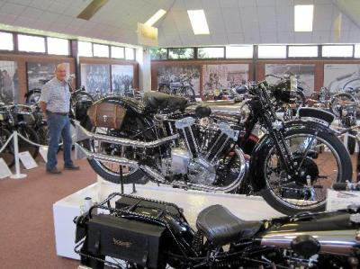 The legendary Brough Superior - Picture of National Motorcycle Museum, Birmingham - TripAdvisor