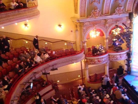 Fulton interior - Picture of Fulton Theatre, Lancaster - TripAdvisor