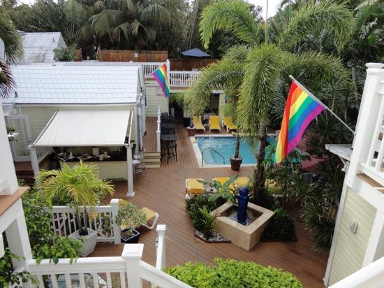 Patio Picture Of Equator Resort Key West Tripadvisor