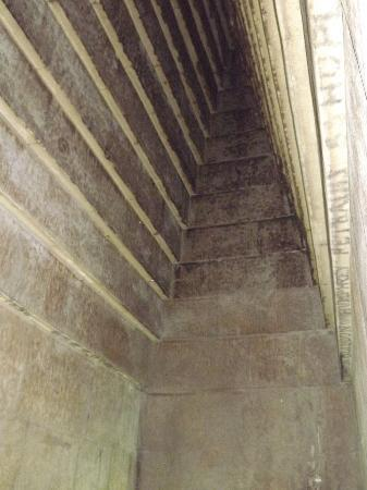 Stairs Inside The Pyramid Picture Of Dahshur Cairo